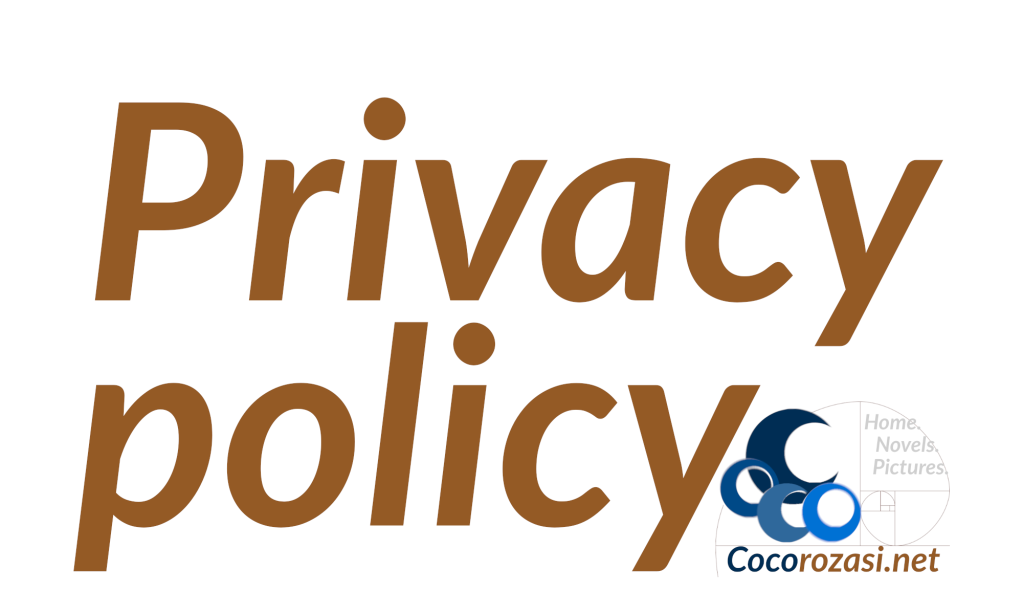 Privacy policy 2020