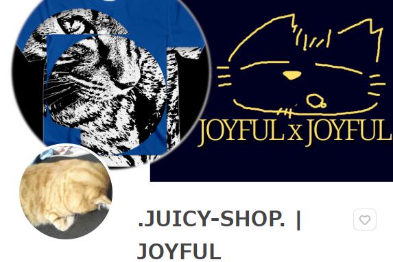 Juicy shop   Suzuri
